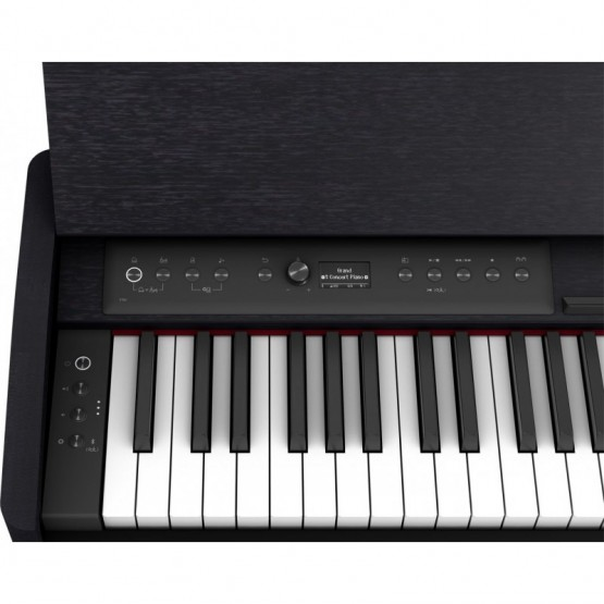 ROLAND F701CB PIANO DIGITAL CONTEMPORARY BLACK. NOVEDAD