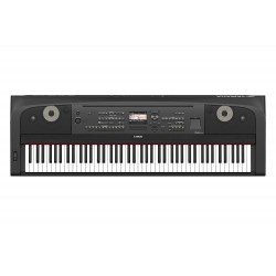 YAMAHA DGX670B PIANO DIGITAL NEGRO