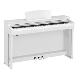 YAMAHA CLP725 WH PIANO DIGITAL CLAVINOVA BLANCO