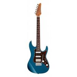 IBANEZ AZ2204N PBM PRESTIGE GUITARRA ELECTRICA PRUSSIAN BLUE METALLIC. NOVEDAD