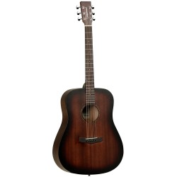TANGLEWOOD TWCRD CROSSROADS GUITARRA ACUSTICA DREADNOUGHT WHISKEY BARREL BURST SATIN