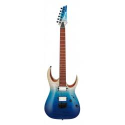 IBANEZ RGA42HPQM BIG GUITARRA ELECTRICA BLUE ICE GRADATION. NOVEDAD