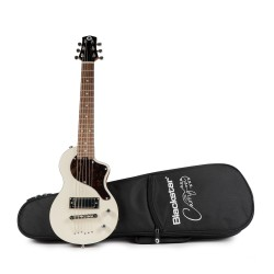 BLACKSTAR CARRY ON VWHT GUITARRA ELECTRICA MINI DE VIAJE VINTAGE WHITE. NOVEDAD