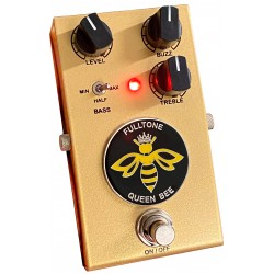 FULLTONE QUEEN BEE CUSTOM SHOP PEDAL FUZZ. NOVEDAD