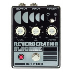 DEATH BY AUDIO REVERBERATION MACHINE PEDAL REVERB