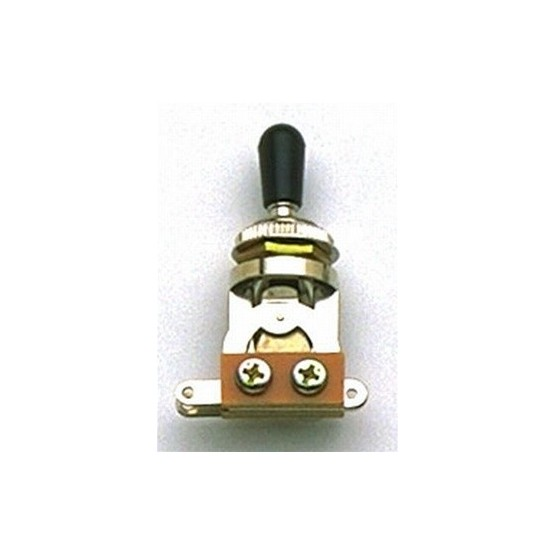 ALL PARTS EP0066000 SHORT STRAIGHT TOGGLE SWITCH, WITH KNOB