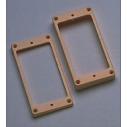 ALL PARTS PC0733028 HUMBUCKING PICKUP RING SET - NECK AND BRIDGE