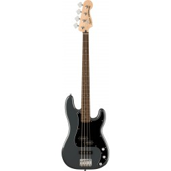 SQUIER AFFINITY PRECISION BASS PJ IL CHARCOAL FROST METALLIC. NOVEDAD