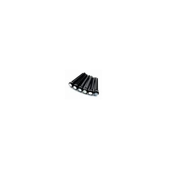 ALL PARTS BP2859080 BLACK PLASTIC BRIDGE PIN (6 PIECES).