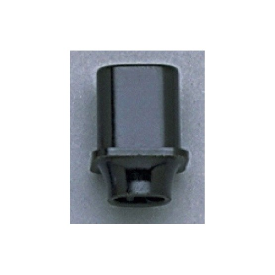 ALL PARTS SK0713023 SWITCH KNOB FOR TELE FITS USA SWITCH BLACK. UNIDAD