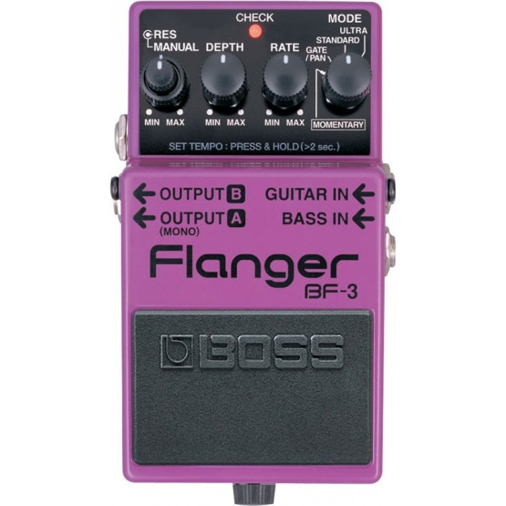 BOSS BF3 PEDAL EFECTO FLANGER
