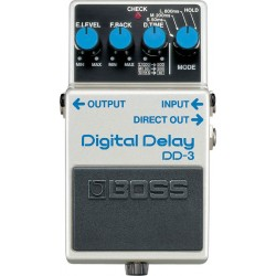 BOSS DD3 PEDAL DELAY DIGITAL