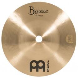 MEINL B6S BYZANCE TRADITIONAL SPLASH 6 PLATO BATERIA