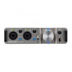 ZOOM UAC-2 INTERFAZ DE AUDIO USB