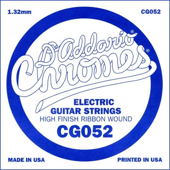 D'ADDARIO CG052 CUERDA GUITARRA ELECTRICA