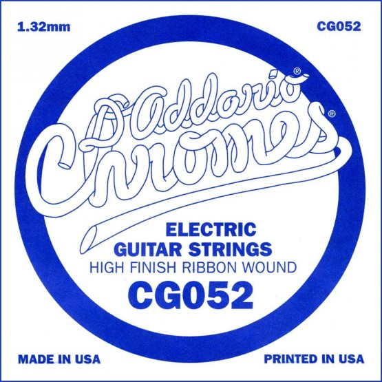DADDARIO CG052 CUERDA GUITARRA ELECTRICA