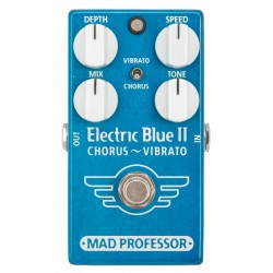 MAD PROFESSOR ELECTRIC BLUE II PEDAL CHORUS VIBRATO