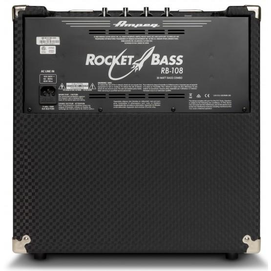 AMPEG RB108 ROCKET BASS AMPLIFICADOR PARA BAJO
