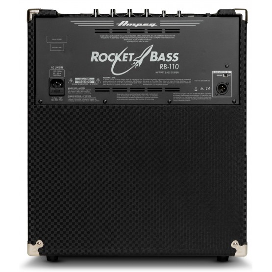 AMPEG RB110 ROCKET BASS AMPLIFICADOR PARA BAJO
