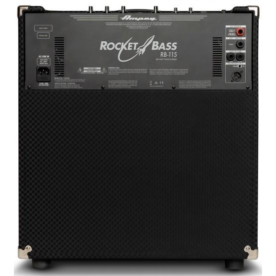 AMPEG RB115 ROCKET BASS AMPLIFICADOR PARA BAJO