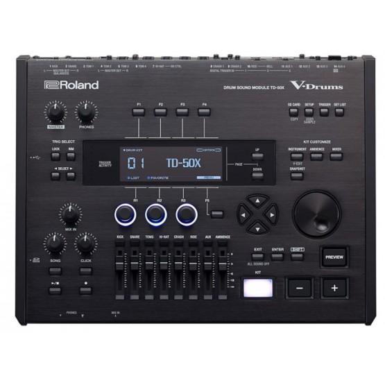 ROLAND TD50K2 BATERIA ELECTRONICA DIGITAL CON SOPORTE. NOVEDAD