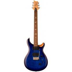 PRS SE CUSTOM 24 FBB GUITARRA ELECTRICA FADED BLUE BURST. NOVEDAD
