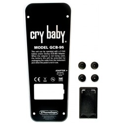 DUNLOP ECB 152 TAPA PEDAL CRY BABY.