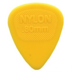 DUNLOP 443R80 NYLON MIDI STANDARD PUA 0.80. UNIDAD