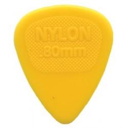 DUNLOP 443R80 NYLON MIDI STANDARD PUA 0.80MM. UNIDAD