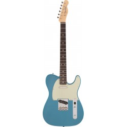 FENDER MADE IN JAPAN TELECASTER TRADITIONAL 60S RW GUITARRA ELECTRICA LAKE PLACID BLUE. NOVEDAD