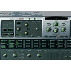 EMAGIC EXS24 SAMPLER SOFTWARE.
