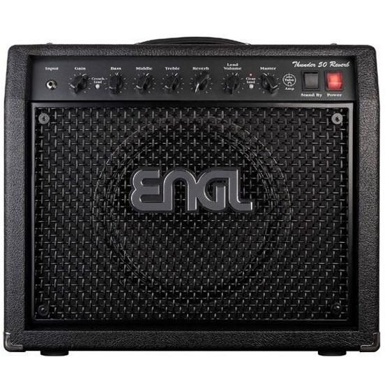 ENGL E320 THUNDER 50 REVERB AMPLIFICADOR GUITARRA VALVULAS. DEMO.