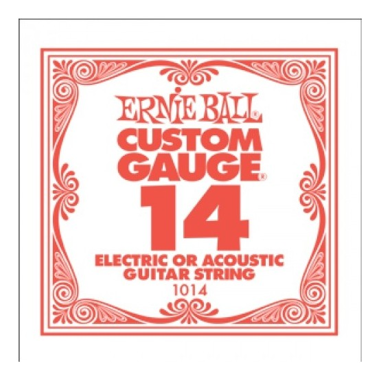 ERNIE BALL 1014 CUERDA  014 GUITARRA ELECTRICA