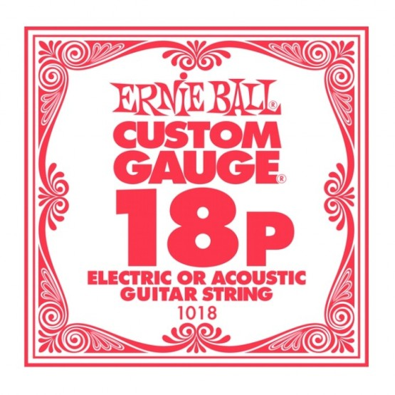 ERNIE BALL 1018 CUERDA 018 GUITARRA ELECTRICA