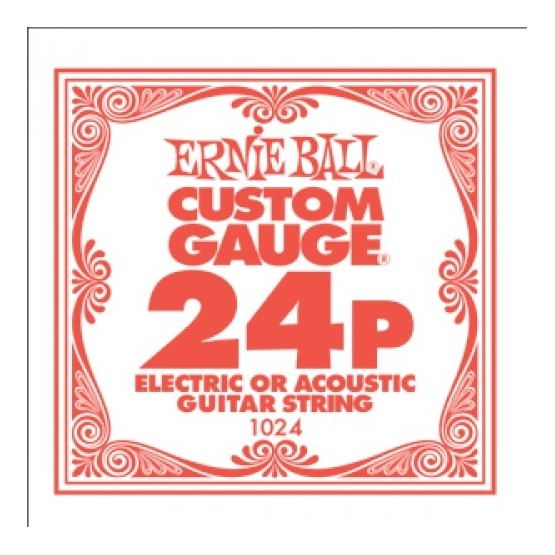 ERNIE BALL 1024 CUERDA 024 GUITARRA ELECTRICA