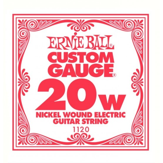 ERNIE BALL 1120 CUERDA 020 GUITARRA ELECTRICA