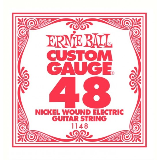 ERNIE BALL 1148 CUERDA 048 GUITARRA ELECTRICA