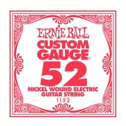 ERNIE BALL 1152 CUERDA 052 GUITARRA ELECTRICA