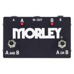 MORLEY ABY PEDAL SELECTOR 2 CANALES