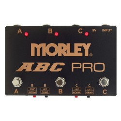 MORLEY ABC PRO PEDAL SELECTOR