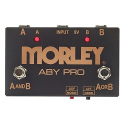 MORLEY ABY PRO PEDAL SELECTOR