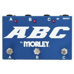 MORLEY ABC PEDAL SELECTOR