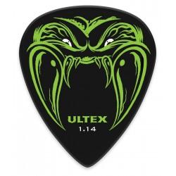 DUNLOP PH112R114 PUAS ULTEX BLACK FANG 1.14MM. UNIDAD