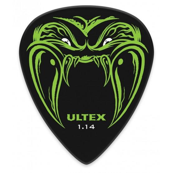 DUNLOP PH112R114 PUAS ULTEX BLACK FANG 1,14MM. UNIDAD