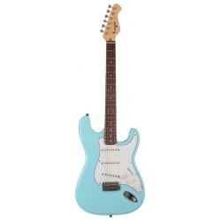MAYBACH STRADOVARI S61 GUITARRA ELECTRICA CADDY BLUE AGED