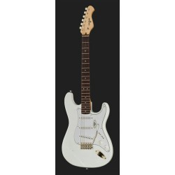 MAYBACH STRADOVARI S61 GUITARRA ELECTRICA OLYMPIC WHITE AGED