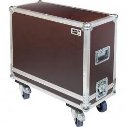 WALKASSE WC-AC30C2-W-ESP FLIGHTCASE CON RUEDAS PARA AMPLIFICADOR VOX AC30C2. NOVEDAD