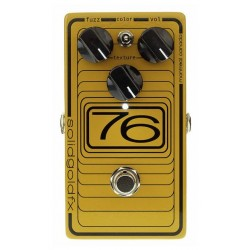 SOLID GOLD FX 76 OCTAVE FUZZ PEDAL