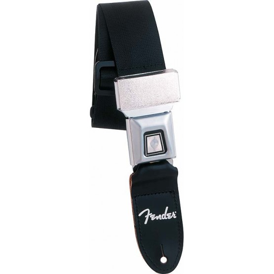 FENDER 0990675006 CORREA SEATBELT BLACK.