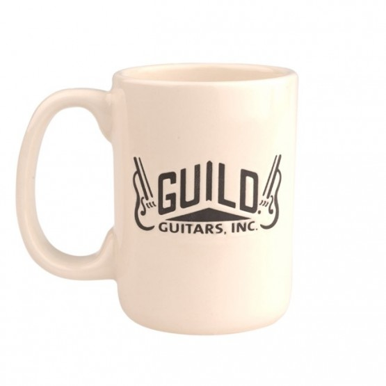 FENDER 0999013000 GUILD VINTAGE LOG COFFE MUG.